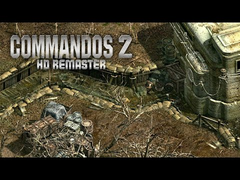 СТРИМ НА ЗАКАЗ от Andrey Volkov | Commandos 2 HD Remaster Стрим