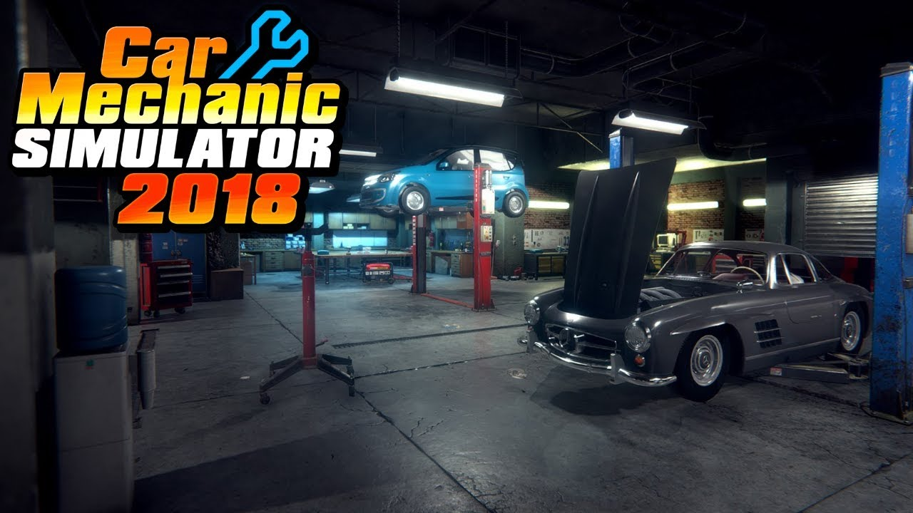 Car Mechanic Simulator 2018 Pc Xbox One Ps4 Where S The Rim