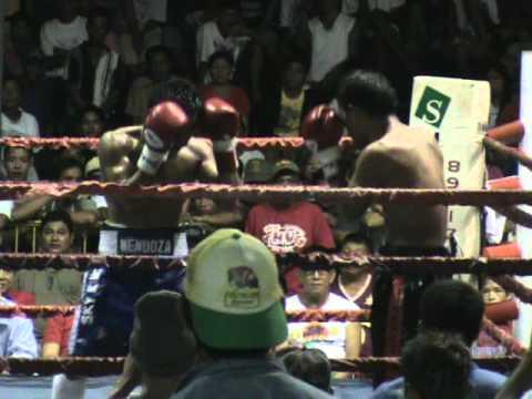 Jay R Mendoza vs Noel Sungahid round 4