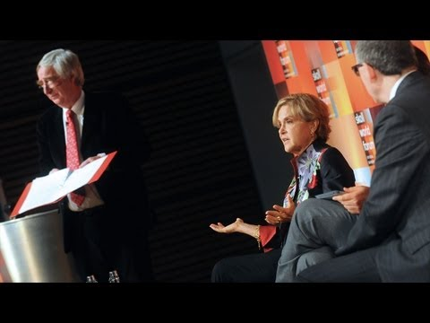 BBC Global Business: Financing Social Entrepreneurship - 2013 Skoll World Forum Panel