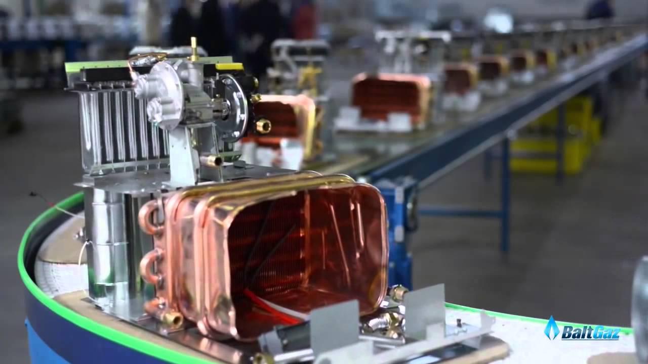 Газовый котел Mora Top Titan обзор - YouTube
