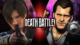 Download Leon Kennedy VS Frank West (Resident Evil VS Dead Rising) | DEATH BATTLE! Mp3 and Videos