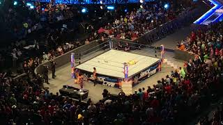 IIconics Smackdown Debut and Carmella Cash in - live reaction