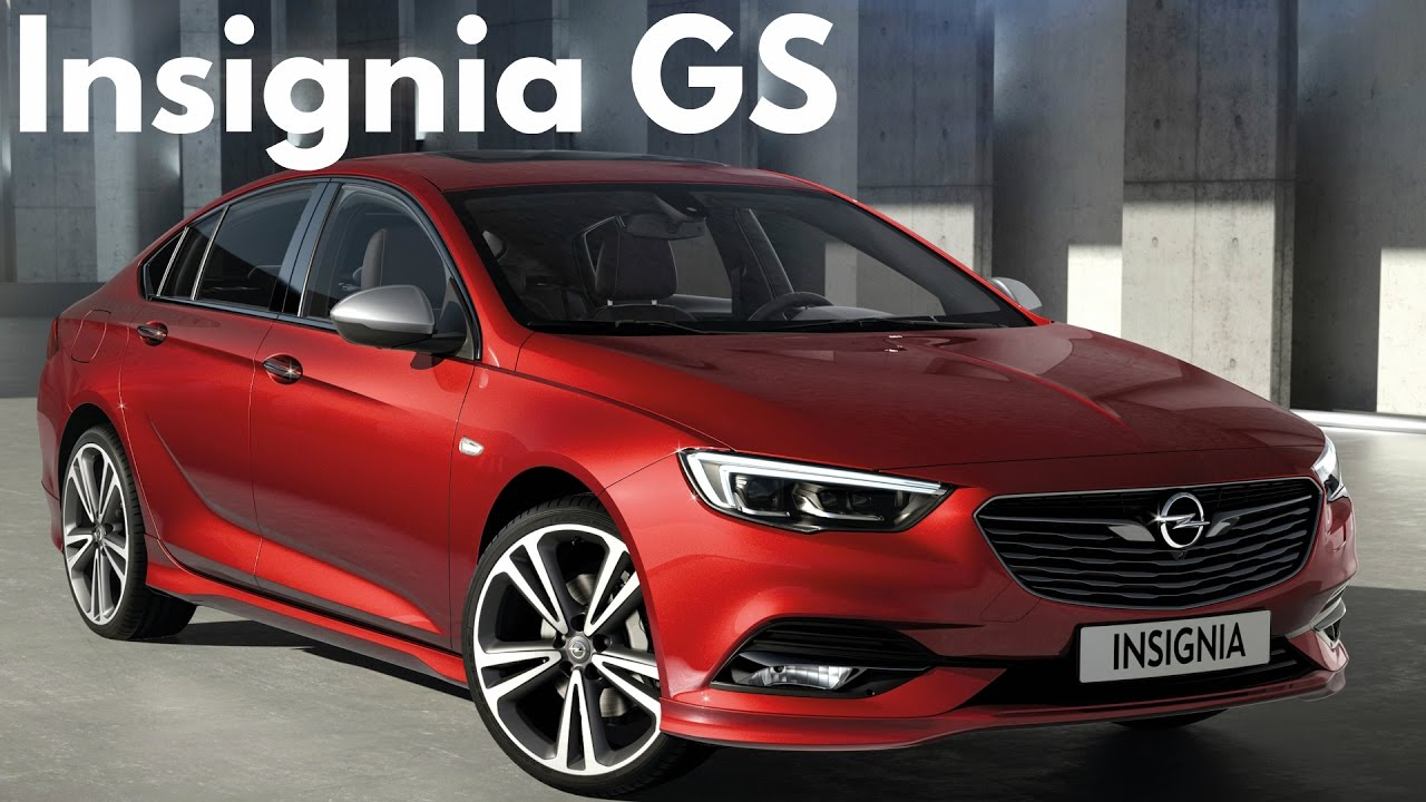 2017 opel insignia grand sport turbo 4x4 new flagship youtube. Black Bedroom Furniture Sets. Home Design Ideas