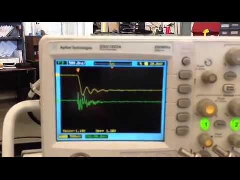 Partial Discharge Voltage, Electric Motor Test