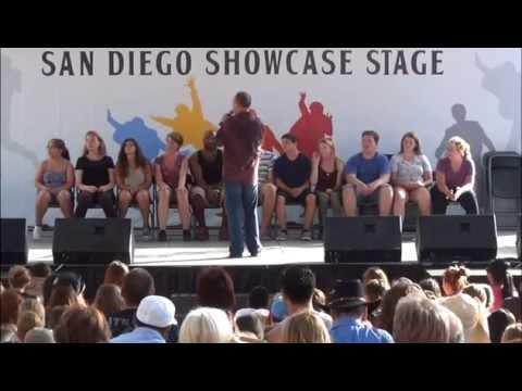 Del Mar Fair Hypnotist Show - July 5, 2014