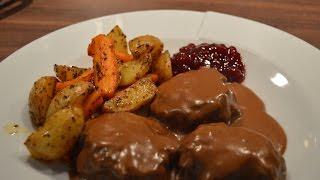 Chefnorway's Norwegian Meatballs