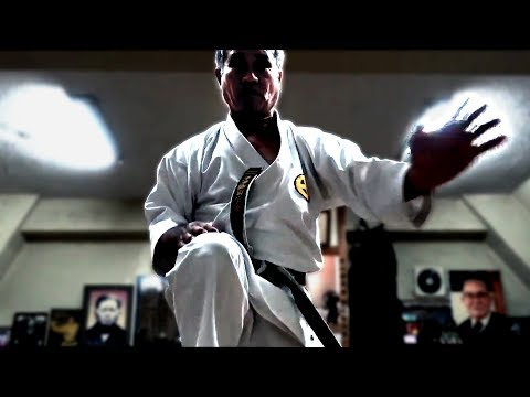 The Scariest Karate KATA | 最も恐ろしい空手型 | 沖縄空手 | Sadayuki Taira | 平良貞行先生