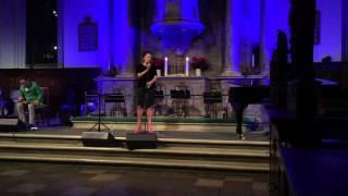 Caroline Henderson - Amazing Grace. Julekoncert i Christians kirken den 20.12.2015.