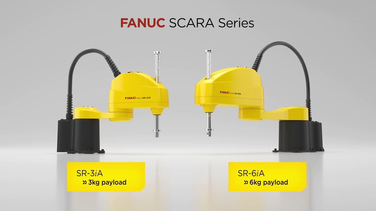 SCARA Expands Fanuc Small Robot Lineup | Automation World