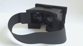How to make Oculus rift,Google cardboard style Virtual Reality goggles for Android smartphones