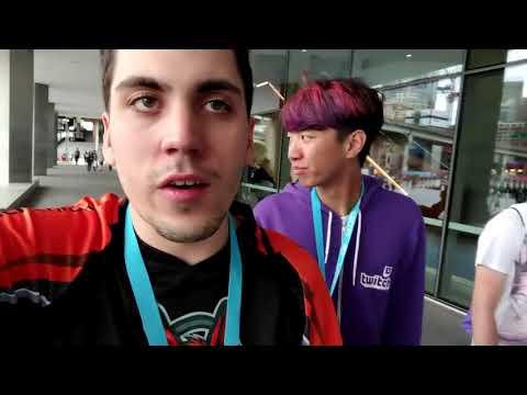 Sandsh8rk's RTX Sydney 2018 Vlog (Feb 3-4)