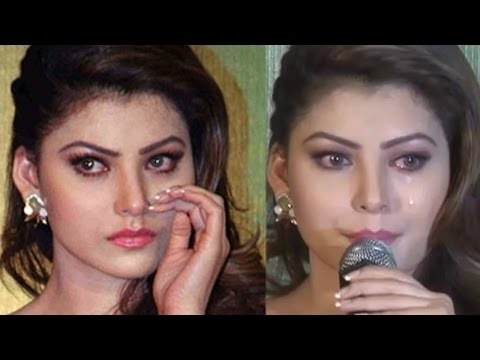 Urvashi Rautela Crying at Great Grand Masti movie leak | press conference