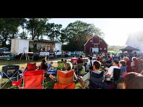 Celebrating Music & Community at Flatwater Music Festival