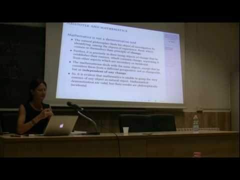 M. Ugaglia 'Knowing by Doing': Problem Solving and Theory of Knowledge in Aristotle'