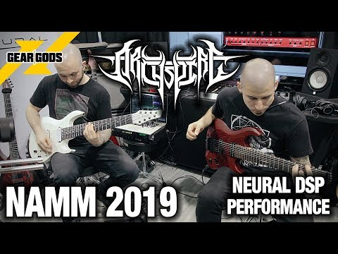 NAMM 2019 - ARCHSPIRE Performance | GEAR GODS