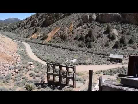 The Ghost Town of Grantsville, Nye County, Nevada...part-1