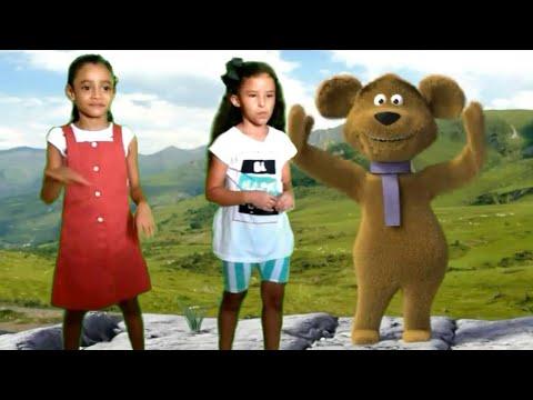 Download Head Shoulders Knees And Toes - Nursery rhyme - Tinyschool - Música Infantil