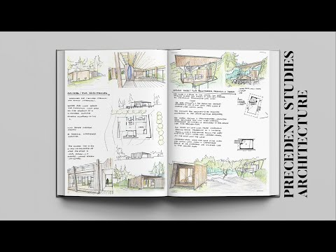 The Ultimate Guide to Precedent Studies in Architecture *life changing*
