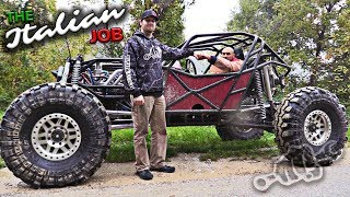 Download Video The Italian Job Rock Bouncer Build by Busted Knuckle Off Road MP3 3GP MP4