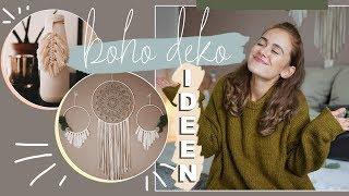 3_simple_DIYs_für_jedes_Schlafzimmer_-_Boho_&_Indie_Deko_Ideen_|_SNUKIEFUL