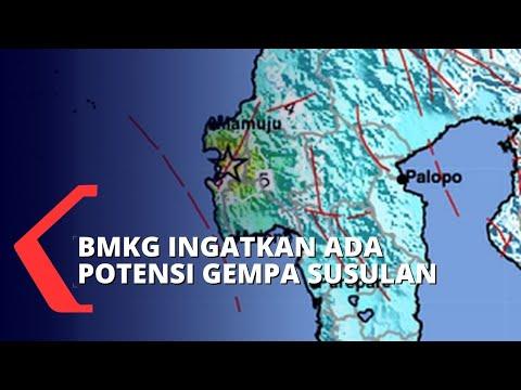 Pasca Gempa Mamuju, BMKG Peringatkan Gempa Susulan Sampai Potensi Tsunami!