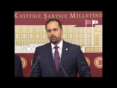 Ahmet Berat ÇONKAR-TBMM Basın Toplantısı-NATO PA -18.10.2017
