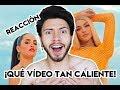 REACCIÓN A 'CALIENTE' - LALI ESPOSITO ft. PABLLO VITTAR | Niculos M