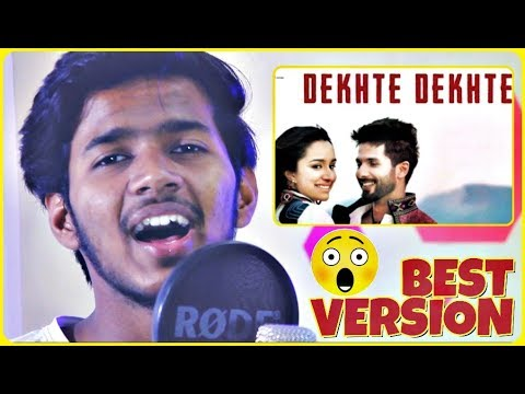 Dekhte Dekhte Song | Batti Gul Meter Chalu | Atif Aslam | Nusrat Saab Rochak Manoj | Shaurya Kamal