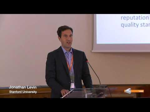 Jonathan Levin (Stanford University)