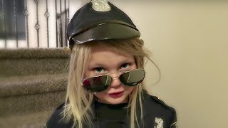 UNDER ARREST!! | COPS AND ROBBERS!