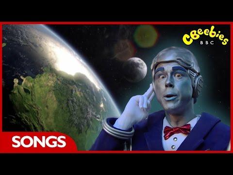 CBeebies Songs | Stargazing | Universe Song