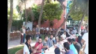 وێنەنى گەنجانى کورد پێش تەقینەوەى سروج  (Suruç) له کوردستانی باکوور 20.07.2015