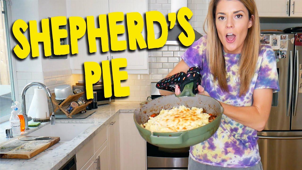 SHEPHERD'S PIE, WHY NOT?! // Grace Helbig