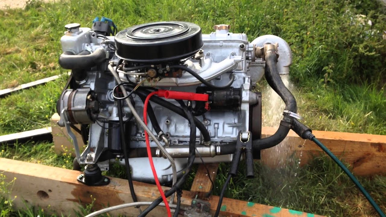 Bmw B220 Marine Engine Rebuilt Youtube