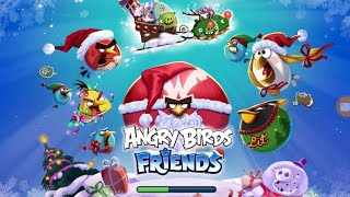 Angry birds friends HD - especial natal 15/12/17