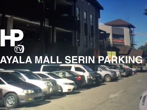 Ayala Mall Serin Tagaytay Parking Aguinaldo Highway by HourPhilippines.com