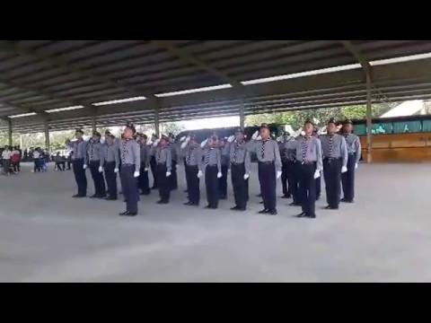 Pertandingan Kawad Kaki Sekolah Menengah Peringkat Daerah Kulai Smk Tunku Abdul Rahman Putra 2017 Youtube
