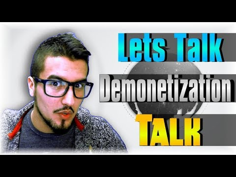 Demonetization Talk!!! Destiny 2 Clan & Are Discord!!! | Lets Talk