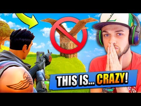 NO BUILD CHALLENGE in Fortnite: Battle Royale!
