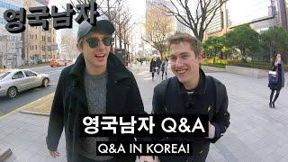 조쉬와 올리의 첫 만남 + 채널을 시작하게 된 계기!!
