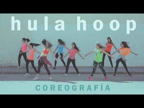 Coreografía / Choreography (Hula Hoop - Daddy Yankee)