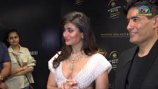 Kareena Kapoor and Kartik Aryan At Blenders Pride Presents Manish Malhotra 's India Tour | NTV Ent