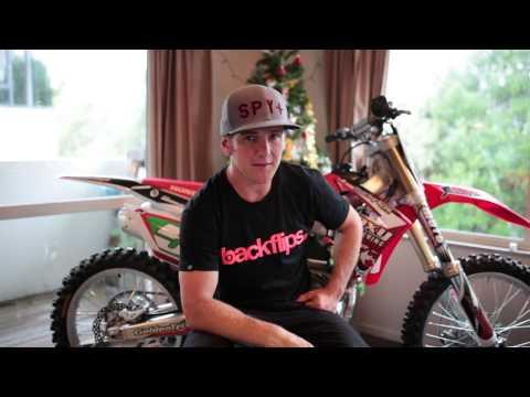 2014 Backflips Clothing New Zealand Motocross Nationals   The Beginning