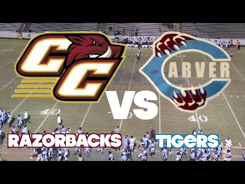 Crosscreek Razorbacks VS Carver Tigers (GHSA Playoff)