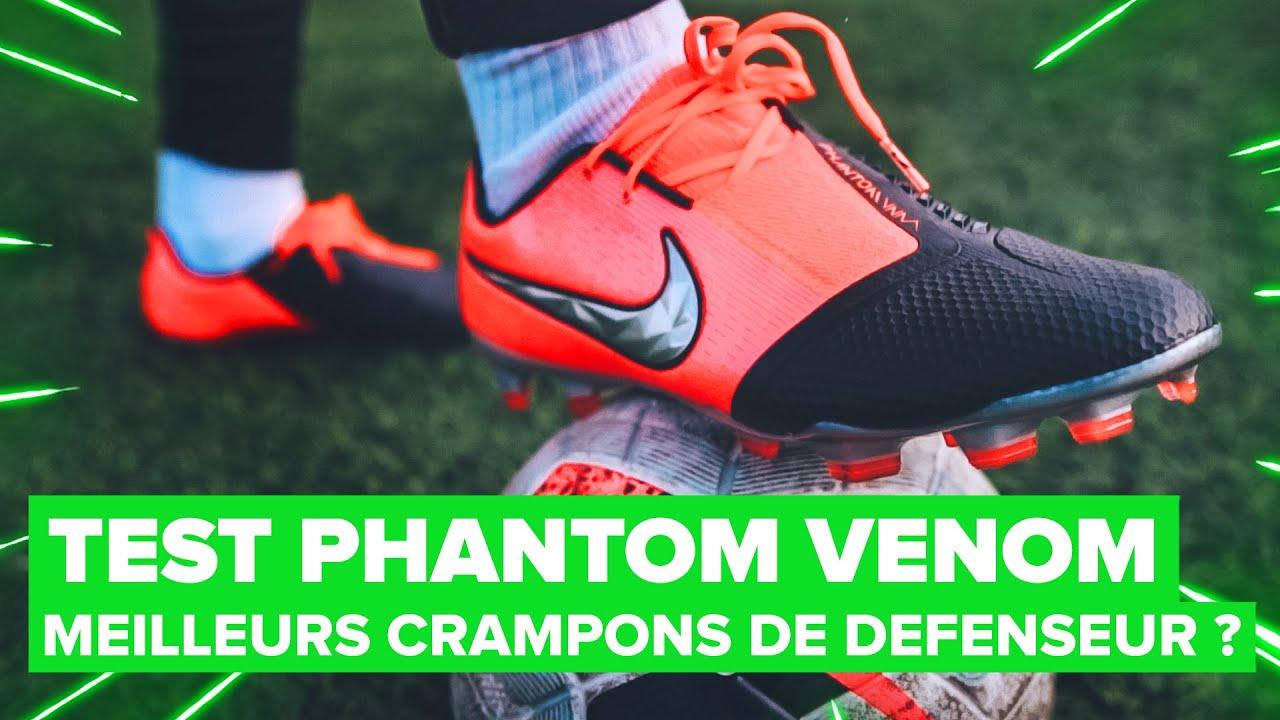 La chaussure PARFAITE pour les défenseurs ? (Nike Phantom Venom)