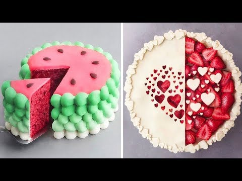 Valentine's Day Cake Recipes | 10+ Easy How To Make Valentine's Day Cake For Everyone