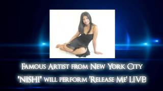 Nishi's May 14th D.C. 'Release Me' Single Launch & Bollywood Dance Party - Promo by Vick Krishna
