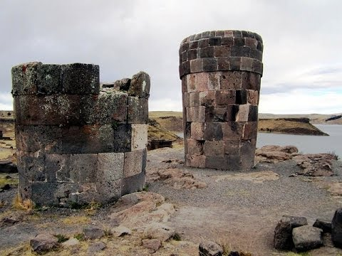 Enigmatic Energy Towers Of Ancient Peru