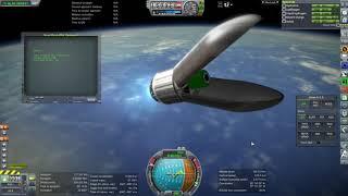 Kerbal Space Program RO Sandbox - New Musk Rocket